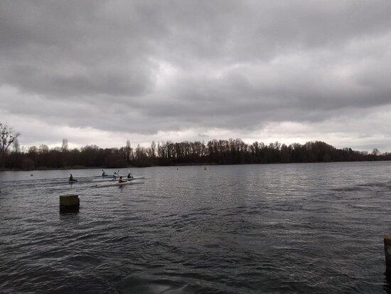 Entrainement lac 2021 02