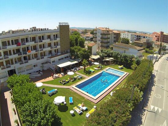 Hotel Checkin Flamingo, hoteles en L'Estartit