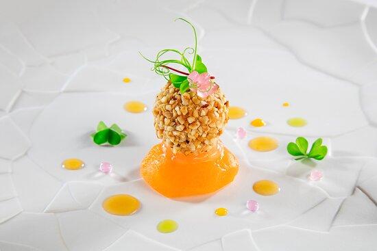Steffisburg, Suisse: Foie gras rocher