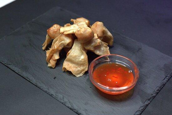 Wan-Tun fritos