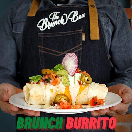 The Brunch Burrito