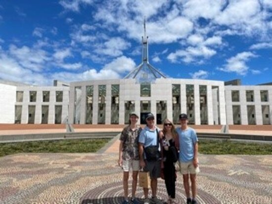Private Canberra Secrets Highlights Tour: Parliament House  - Canberra Secrets Tour