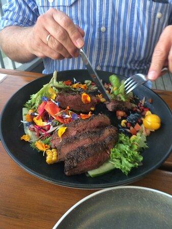 Roo Salad - small plate