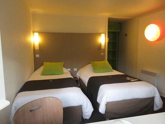 Campanile Bayeux Chambre Twin
