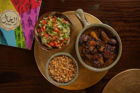 Authentic Egyptian Food at Al Khal Restaurant