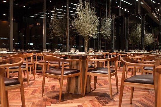 מחוז בראגה, פורטוגל: Interior do Restaurante