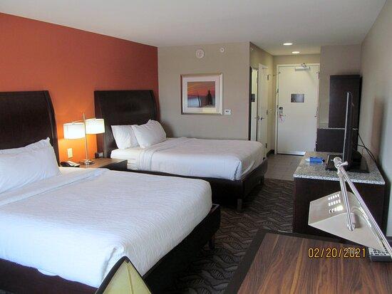 Room #407.