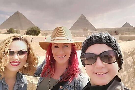 8-Hour Private Tour Pyramids Sphinx...