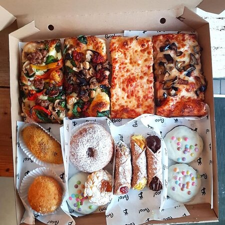 Poco's Sicilian Feast Box – all your Poco favourites in one huge box and for a special price!
