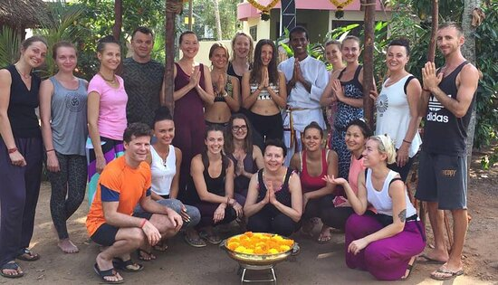 Rishiguna Yogashala Yoga Teacher Training in Goa India