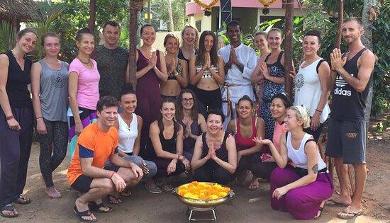 Goa Yogashala Yoga Teacher Training in Goa India