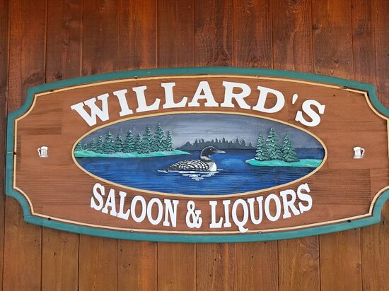 Backus, Minnesota: Willards Saloon & Eatery