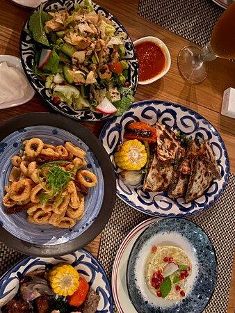 AMAZING STAFF AND FOOD