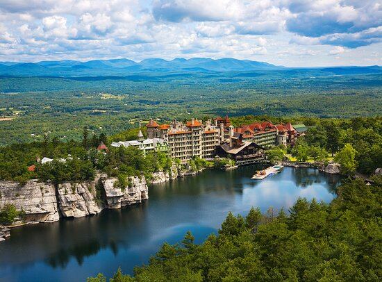 Mohonk Mountain House, hôtels à Accord