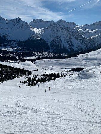 Wo wir am liebsten Skifahren