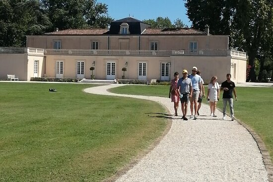 An afternoon in Margaux