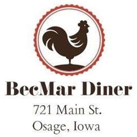 Osage, IA: BecMar Diner