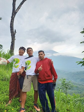 Donation trip in bali