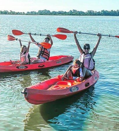 Alquiler de Kayak y SUP