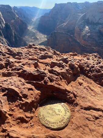 Фотография Национальный парк Зайон