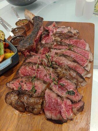 Best steak in Si Racha