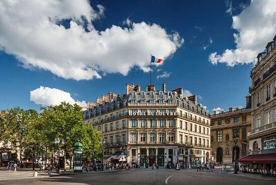 Hotel du Louvre, Hotels in Paris