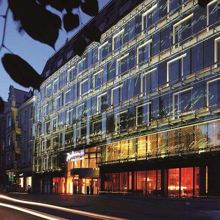Radisson Blu Elizabete Hotel, Hotels in Riga