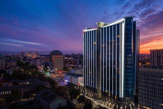 Отель Марриотт Краснодар