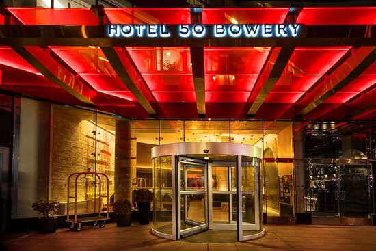 Hotel 50 Bowery NYC, Hotels in New York City