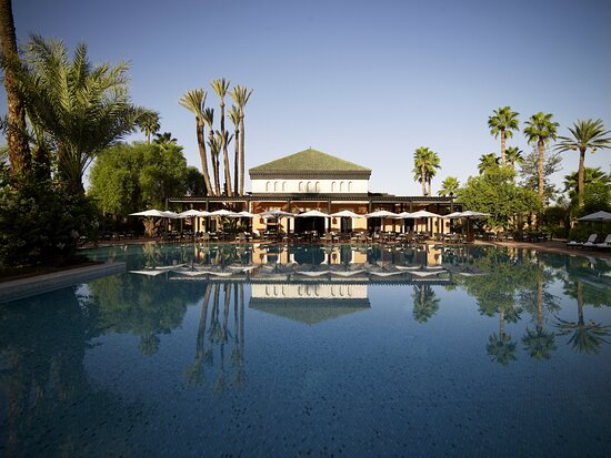 La Mamounia Marrakech, Hotels in Marrakesch