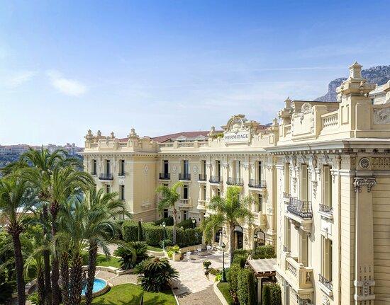 Hotel Hermitage Monte-Carlo, Hotels in Monaco