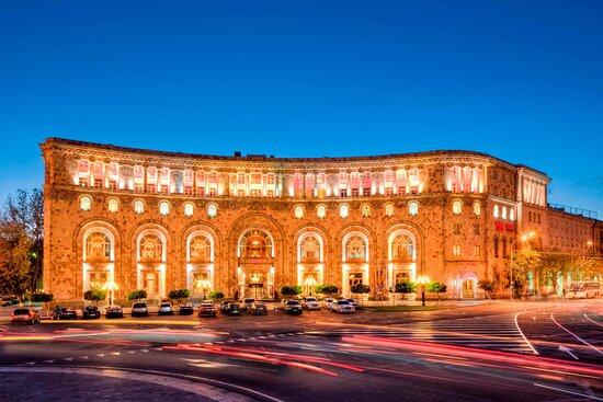 マリオット アルメニア ホテル エレバン