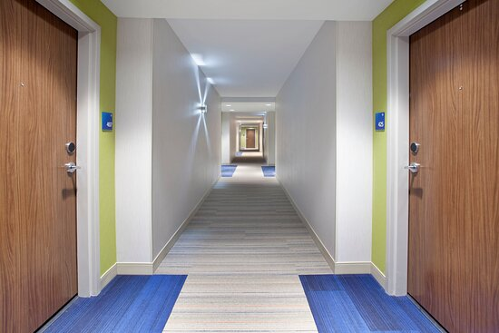 Bright and inviting hallways