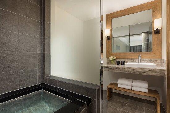 Dog Friendly Guest Room - Hot-Spring Bath