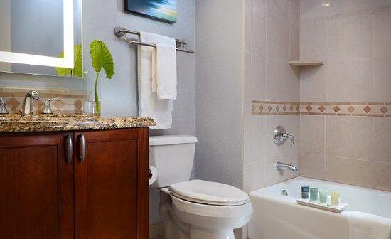 Two Bedroom Suite Guest Bathroom