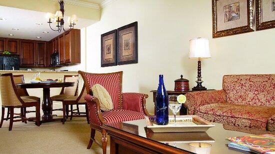 Classic Suite Living Room
