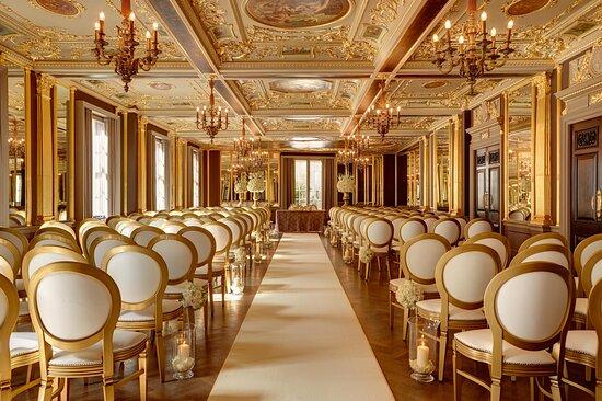Pompadour Ballroom Wedding
