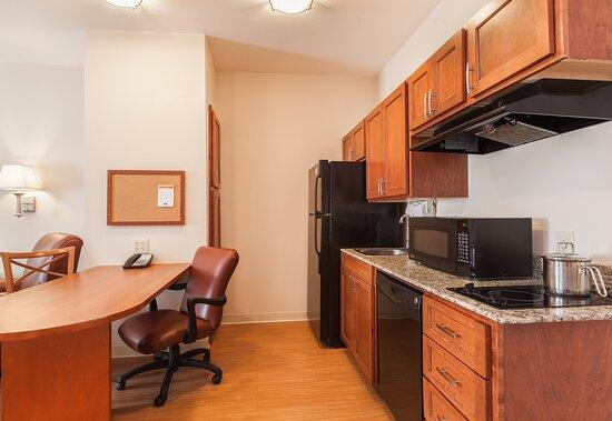 ADA Suite Kitchen