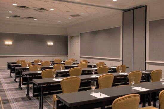 York Event Venue - Classroom Setup