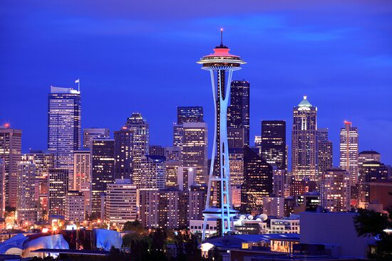 Experience downtown Seattle