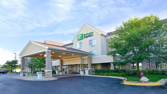 Riverwoods, IL: Holiday Inn Express Chiacgo/Deerfield-Lincolnshire