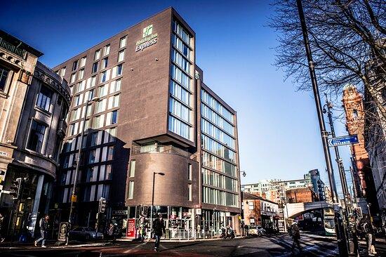Holiday Inn Express Manchester CC Oxford Road, hoteles en Manchester