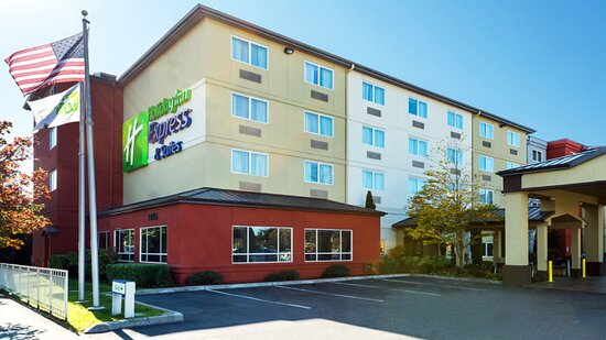 Holiday Inn Express Hotel & Suites North Seattle - Shoreline, Hotels in Seattle