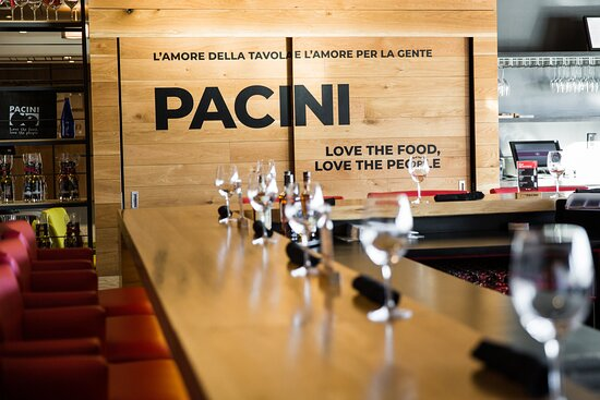 Our Pacini Lounge is a great place to relax after a long day.