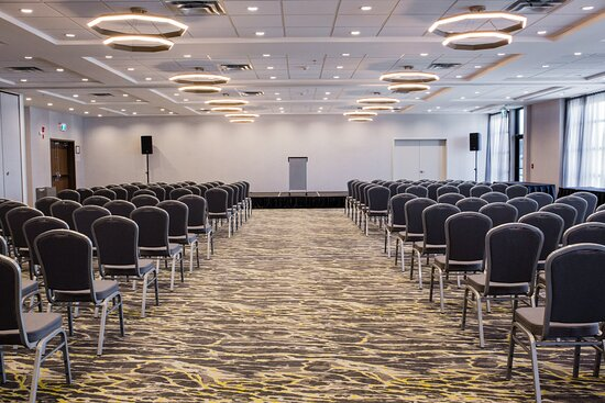 Spacious, bright and modern event space, perfect for any function.