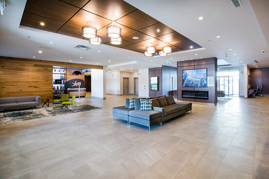 Welcome to the brand new Holiday Inn Hotel and Suites Calgary Sout