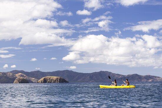 Resort Activities-Kayak