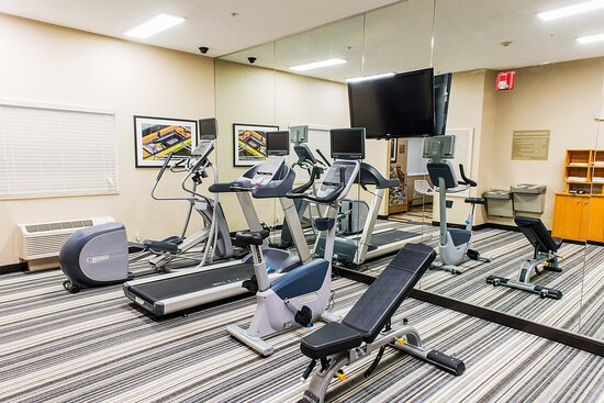 Our 24-hour gyms are fully equipped