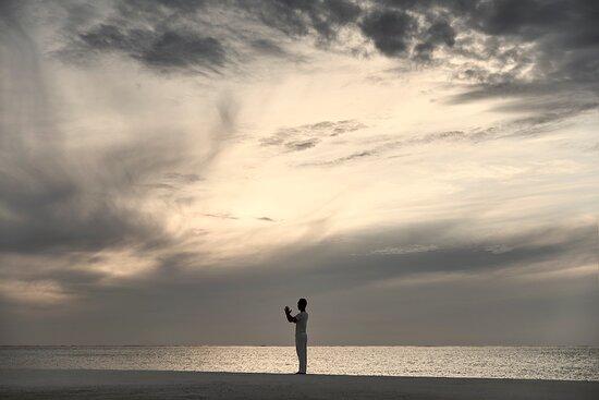 Sandbank Morning Yoga