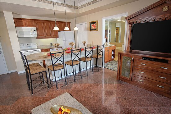 Westgate Palace Resort -Two Bedroom Deluxe Villa -Kitchen